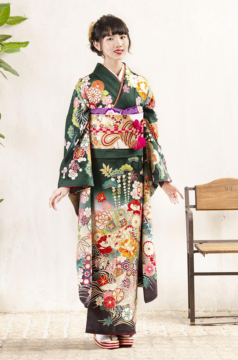 【MK-1107】古典柄日本の四季めぐり